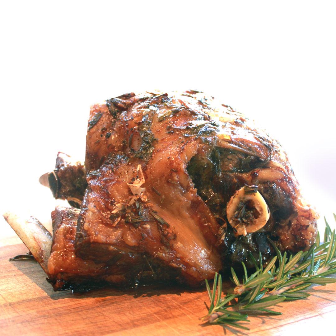 Benview Farms Lamb Roast